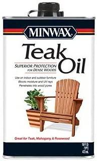 Minwax 471004444 Teak Oil, pint