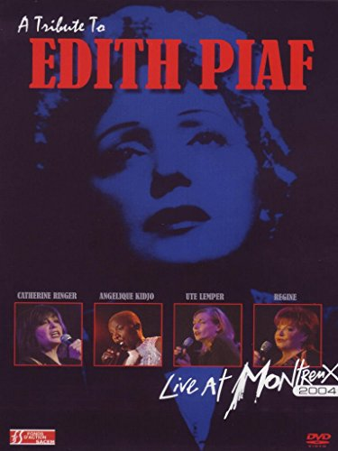 Various Artists - a Tribute to Edith Piaf - Live at Montreux [Import anglais]
