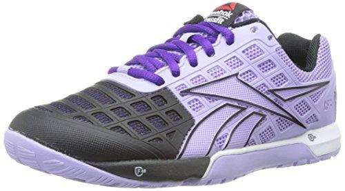 Reebok Women's Crossfit Nano 3.0-w, Crisp Purple/Black/Ultra Violet/White/Excellent Red, 5.5 M US