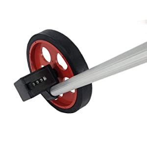 Walking Wheel Tape with Telescoping Handle