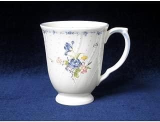 Nikko Blue Peony #851 Coffee Mug(s) Footed