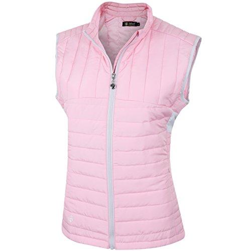 Island Green eiland groene dames iglvst1812 dames gewatteerd vest