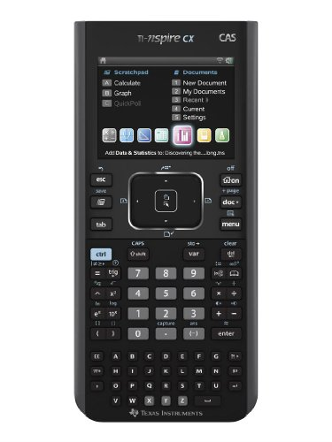 Texas Instruments TI-NSPIRE CX CAS Grafikrechner