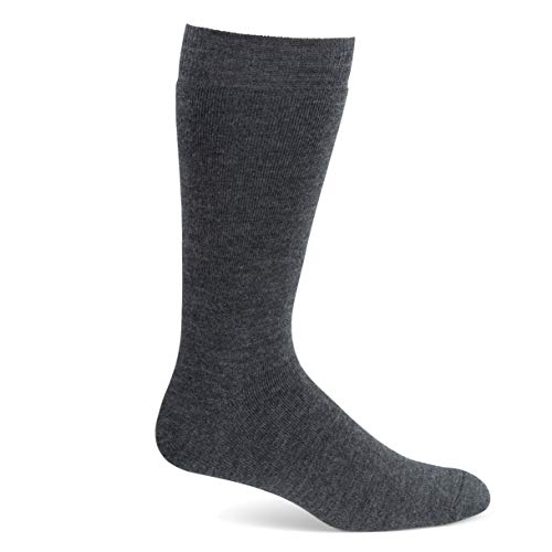JB Field's Merino Wool Thermal Hiking Socks (2 Pairs) in Black