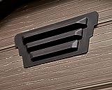 Zoom IMG-1 keter 226008 casetta marrone 185x152x226