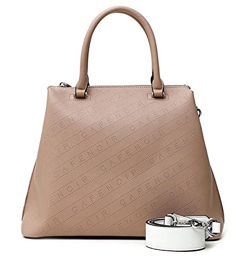 Bauletto CafèNoir EH0001 borsa donna logata