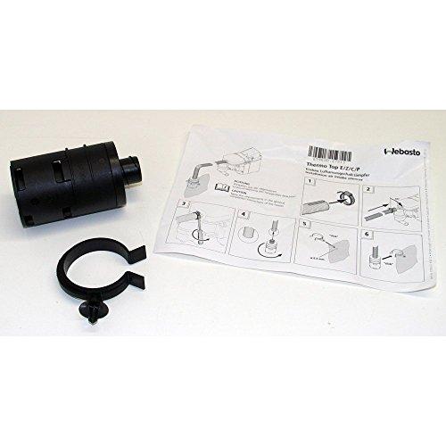 Webasto Thermo Top e silenciador de admisión 98141a + c + p + z Toma de Aire silenciador