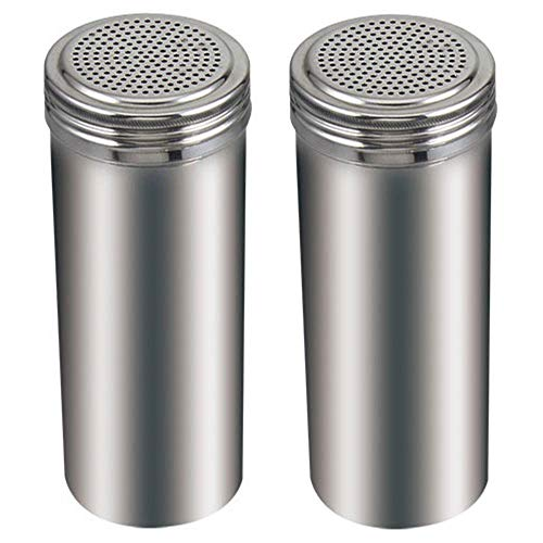 Our #5 Pick is the Winco Stainless Steel Dredge Shaker