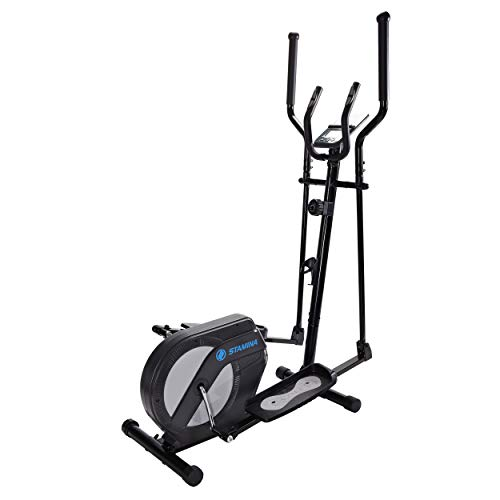 Stamina Elliptical Trainer 1704, Black