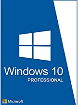 Windows 10 Pro with Last Update 64/32 bit, Multilingual, English