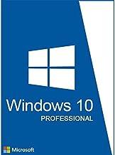 ويندوز 10 برو مع اخر تحديث 64/32 بت، متعدد اللغات، انجليزي