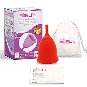 Sileu Menstrual Cup Tulip