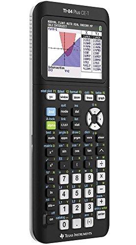 Texas Instruments TI 84 Plus CE-T