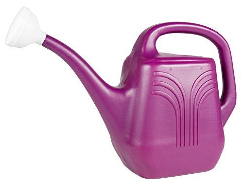 Bloem Classic JW Watering Can, 2 Gallon, Passion Fruit (JW82-29)