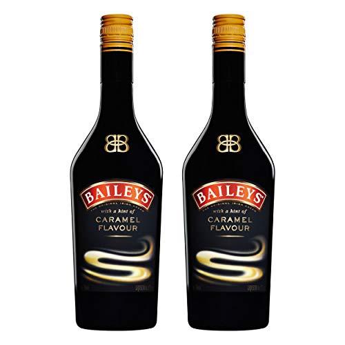 Baileys Coffee, 2er, Original Irish Cream Liqueur, Ireland, Sahne Likör, Alkohol, Alkoholgetränk, Flasche, 17% 700 ml