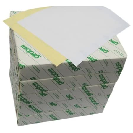 2-Part 8-1//2x11 Excel One Carbonless Paper Brand New 250 Sets//500 Sheets