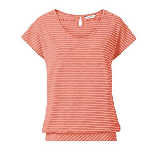 VAUDE Damen T-shirt Skomer II, apricot, 42, 403856260420