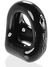 Oxballs 360 Cockring Ball Sling - Anillo de Pene, Negro