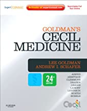 Goldman's Cecil Medicine: Expert Consult Premium Edition -- Enhanced Online Features and Print, Single Volume