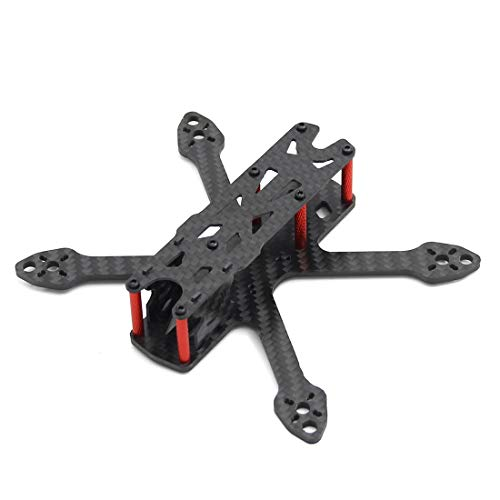 LEACO Micro Martian IV 3inch 138mm with 3mm Thickness Arm Frame Kit Quadcopter Drone kit