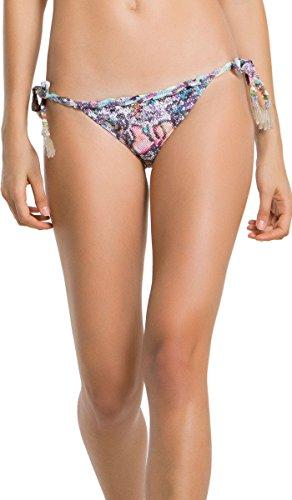 Agua Bendita Swimwear Bendito BASILISCO Bikini Bottom Colombian Swimsuit Multi L