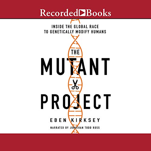 The Mutant Project cover art