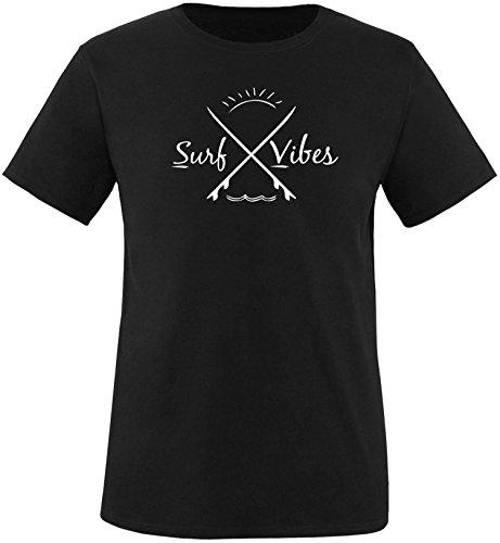 EZYshirt® Surf Vibes Herren Rundhals T-Shirt