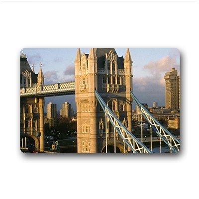 Dalliy Custom London Bridge zerbino Outdoor Indoor 59,9x 39,9cm Circa 59.9cmx39.8cm, Tessuto, A, 23.6' x 15.7'