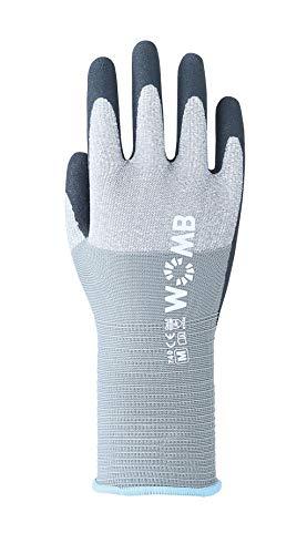 東和コーポレーション 《柔らかさを追求した天然ゴム背抜き手袋》 WOMB MF2 Lサイズ No.740