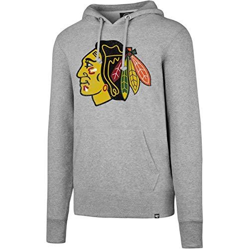 '47 Knockaround Hoodie NHL Sweatshirt, taille:L;nhl teams:Chicago Blackhawks