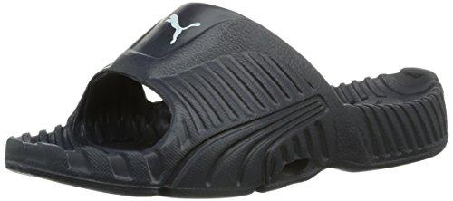 Puma Aqua Cat, Herren Dusch- & Badeschuhe, Marineblau (new navy-white 06), 40.5 EU (7 Herren UK)