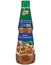 Knorr 29603001 Caldo Liquido Concentrado Marisco sin Gluten - Botella 1 L