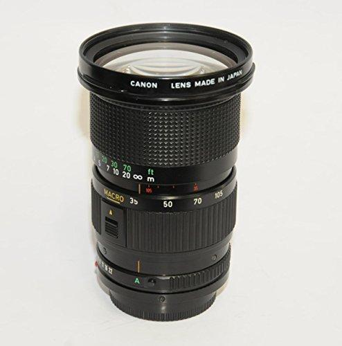 Canon MFレンズ NewFD 35-105mm F3.5