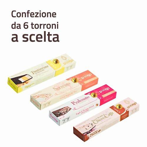 My Custom Style by Vincenzo di Iorio. Mix da 6 Torroni a Scelta