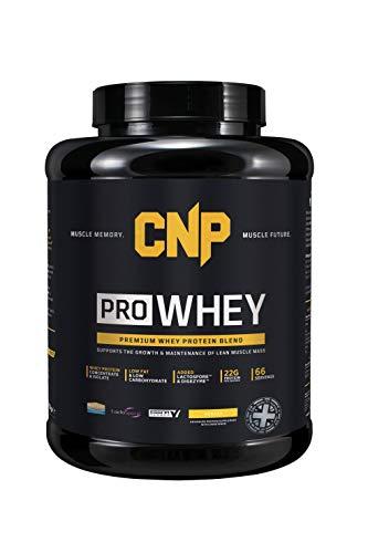 CNP Pro Whey - Banana, 2kg