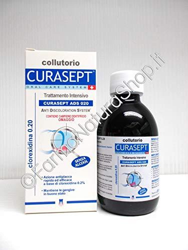 PROMO 2 CONFEZIONI CURASEPT COLLUTORIO TRATTAMENTO INTENSIVO 0,20% 200+200 ml