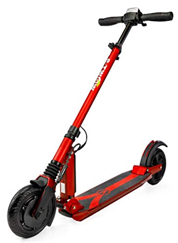 E-Twow S2 Booster S 36V 8,7Ah,Patinete eléctrico Rojo