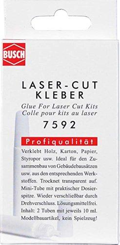 Busch 7592 - Laser-Cut-Kleber