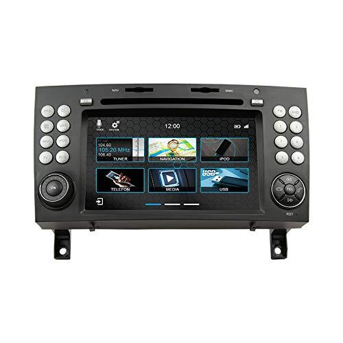 DYNAVIN N7-SLK Autoradio Navigationsgerät für Mercedes SLK R171
