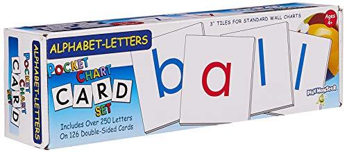 Lauri Pocket Chart Cards - Alphabet Letters