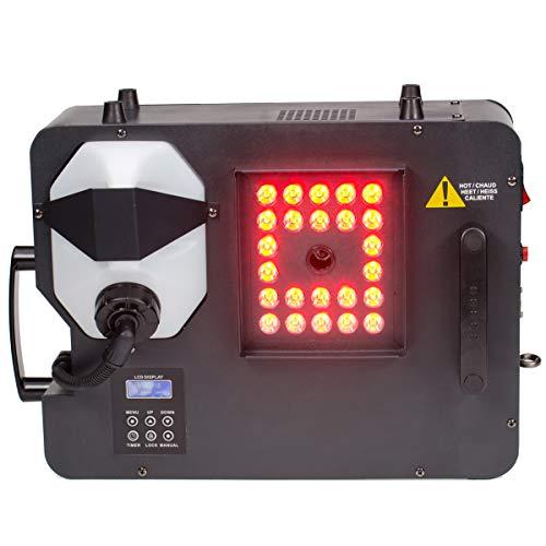 Audibax Smoke Geyser 2000 RGB Maquina de Humo Profesional LED 2000W