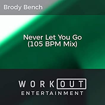 Never Let You Go (105 BPM Mix)