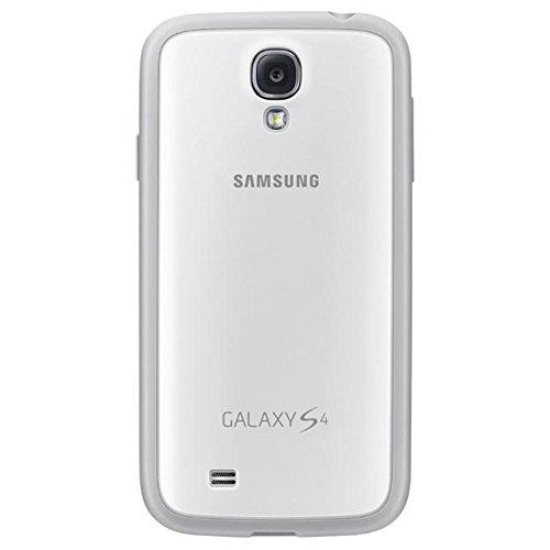 Samsung Original EF-PI950BWEGWW Cover (kompatibel mit Galaxy S4) in weiß