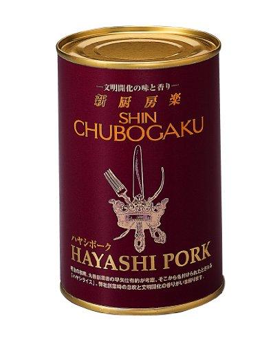 丸善 新厨房楽 ハヤシポーク 1缶2人前 430g