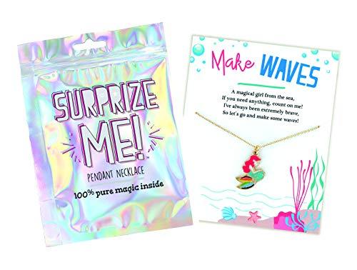 DM Merchandising Surprize Me! Pendant Necklace - Mystery Pendant That Sparkles & Shines