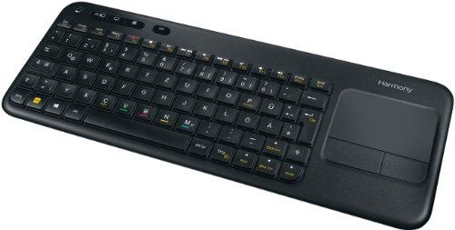 Logitech Harmony Smart Keyboard black