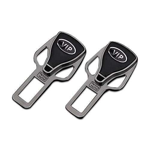 LYJ Accessori Cintura di Sicurezza per Auto Clip Cinture di Sicurezza Fibbia a Spina per Kia Soul Sorento Forte Ceed