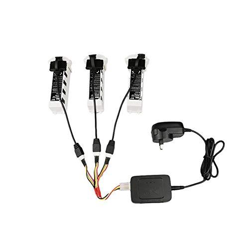 JEOSNDE 3-en-1 Cable de Carga de la batería Equilibrio de Carga de batería Cable de línea Adaptador de batería Original