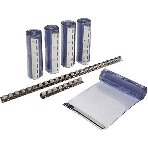 Kerbl PVC-Streifenvorhangset Bild