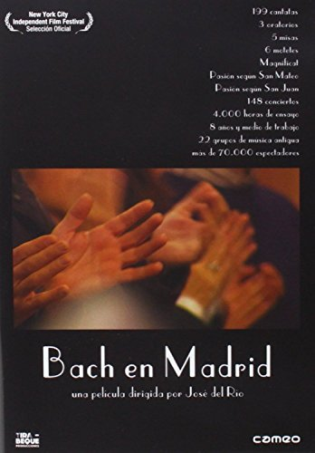 Bach en madrid [DVD]